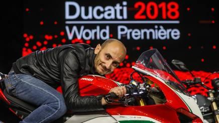 Claudio Domenicali, CEO of Ducati Corse