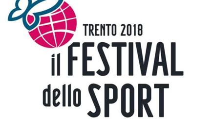 Il logo della manifestazione sportiva che si terrà a Trento. Gazzetta