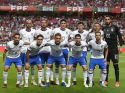 Zero vittorie ufficiali neli ultimi dieci mesi per la nazionale italiana LA PRESSE