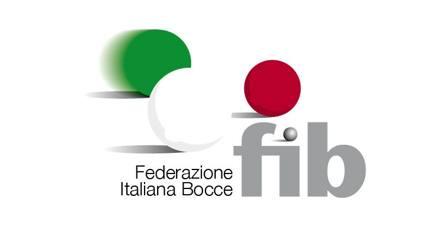 Il logo della Federazione Italiana Bocce.