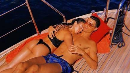 Cristiano Ronaldo, Georgina Rodriguez. Instagram