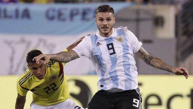 Colombia 0-0 Argentina: Icardi does not score, Dybala only plays 35 minutes