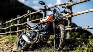 Il nuovo Ducati Scrambler Icon