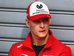 Mick Schumacher, 19 anni. Getty