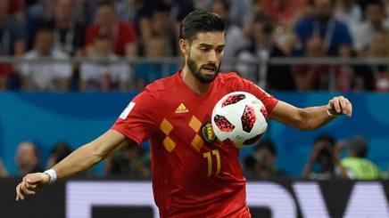 Yannick Carrasco, 25 anni, ex Atletico Madrid. Afp