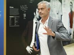 José Mourinho. AP