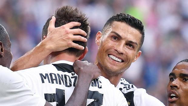 2af2a3854 Juve: quante triplette col Sassuolo. Ronaldo, ora tocca a... tre