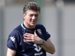 Walter Mazzarri, 56 anni, allenatore del Torino. LaPresse