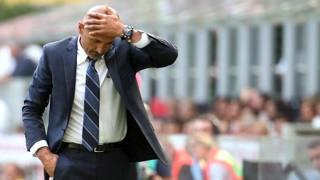 Luciano Spalletti, allenatore dell'Inter ANSA