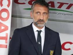 Lorenzo D'Anna, 46anni, allenatore del Chievo. Ansa