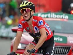 Simon Yates. AFP