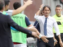 Filippo Inzaghi. LAPRESSE