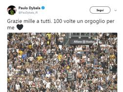 Paulo Dybala.Twitter