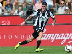 Rodrigo de Paul, centrocampista  dell'Udinese. Getty