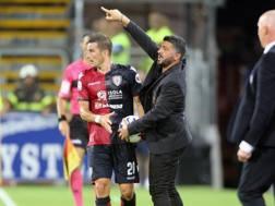 Gennaro Gattuso, 40 anni, allenatore del Milan. Getty