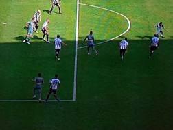 All'11' di Udinese-Torino Berenguer riceve e segna di testa: è in posizione regolare ma l'azione è fermata per fuorigioco. Si era sullo 0-0