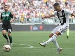 Cristiano Ronaldo, 33 anni. Getty Images