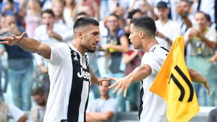 Emre Can e Cristiano Ronaldo: la connection Juve. Ansa