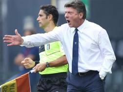 Il tecnico del Torino Walter Mazzarri, 56 anni. Epa