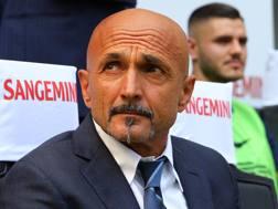 Luciano Spalletti, 59 anni, allenatore dell'Inter. Getty