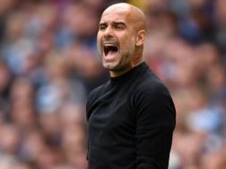 Pep Guardiola, 47 anni, allenatore del City. Getty