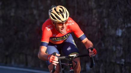 Vincenzo Nibali, 33 anni LAPRESSE