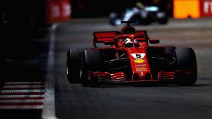 Ferrari. GETTY IMAGES
