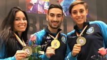 I medagliati azzurri nella Premier League di Berlino
