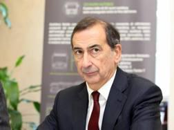 Il sindaco di MIlano Giuseppe Sala. LaPresse