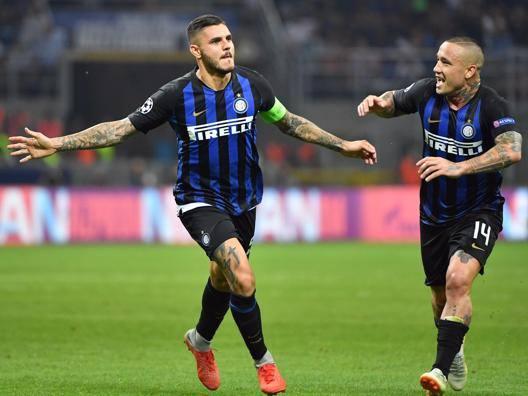Pazza Inter! Che ribaltone Da 0-1 a 2-1 col Tottenham Icardi-Vecino, ed è festa