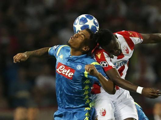 Stella Rossa-Napoli 0-0: il tabellino