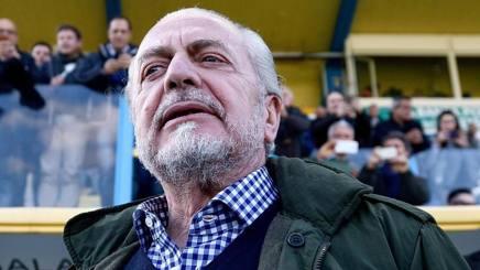 Aurelio De Laurentiis. ANSA