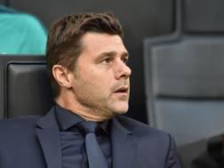 Mauricio Pochettino, allenatore del Tottenham. Ansa
