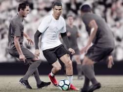 Cristiano Ronaldo, 33 anni. @Nike