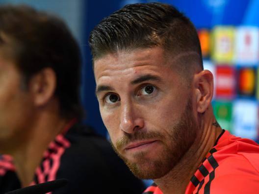 """Ramos: """"CR7 è il passato"""" E che bordate a Griezmann"""