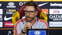 Eusebio Di Francesco, allenatore della Roma. Getty