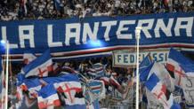 Tifosi Sampdoria. Getty
