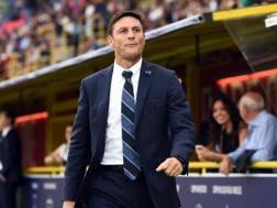 Javier Zanetti, 45 anni. LaPresse