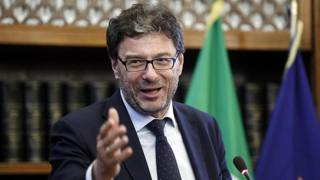 Giancarlo Giorgetti, 54 anni ANSA