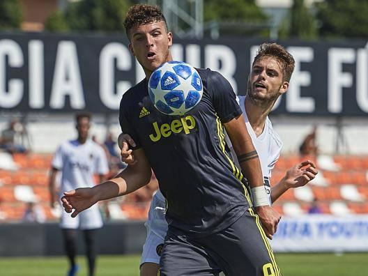 La Juve passa 1-0 a Valencia Petrelli-gol, vittoria pesante