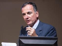 Franco Frattini, presidente del Collegio di garanzia Coni. Ansa