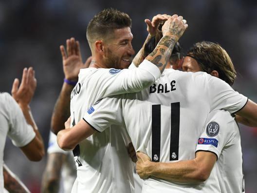 Roma, è un esordio amaro Il Real ne fa 3 al Bernabeu