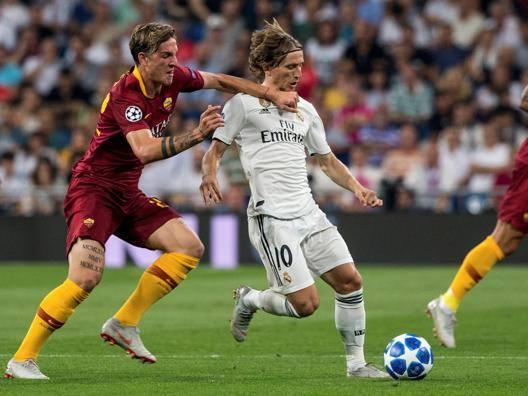 Real Madrid-Roma 3-0: il tabellino