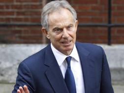 Tony Blair , 65 anni, AP