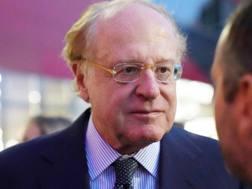 Paolo Scaroni, 71 anni. LaPresse