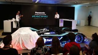 La nuova Jaguar per la Formula E