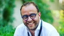 Riccardo Trevisani, telecronista di Sky Sport. Instagram