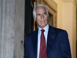 Giovanni Malagò, presidente Coni, 59 anni LAPRESSE