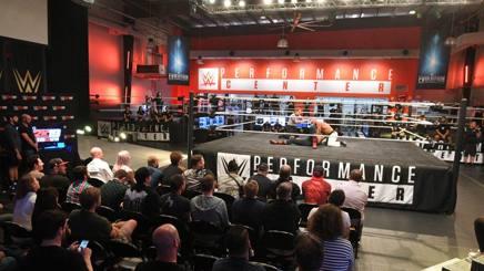 Un'immagine del Performance Center