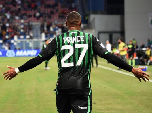 Kevin Prince Boateng, primo anno al Sassuolo. Getty